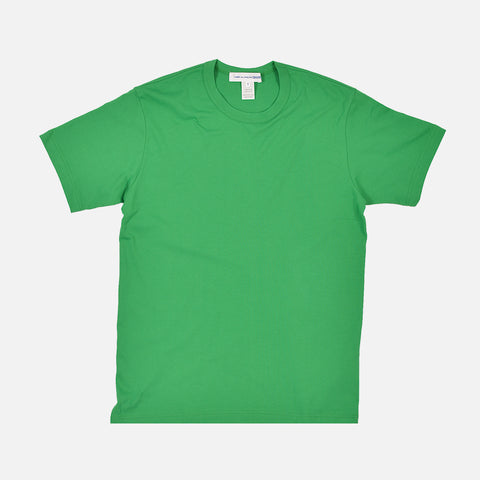SHIRT BACK LOGO TEE - GREEN