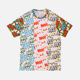 YES NO S/S TEE - MULTI