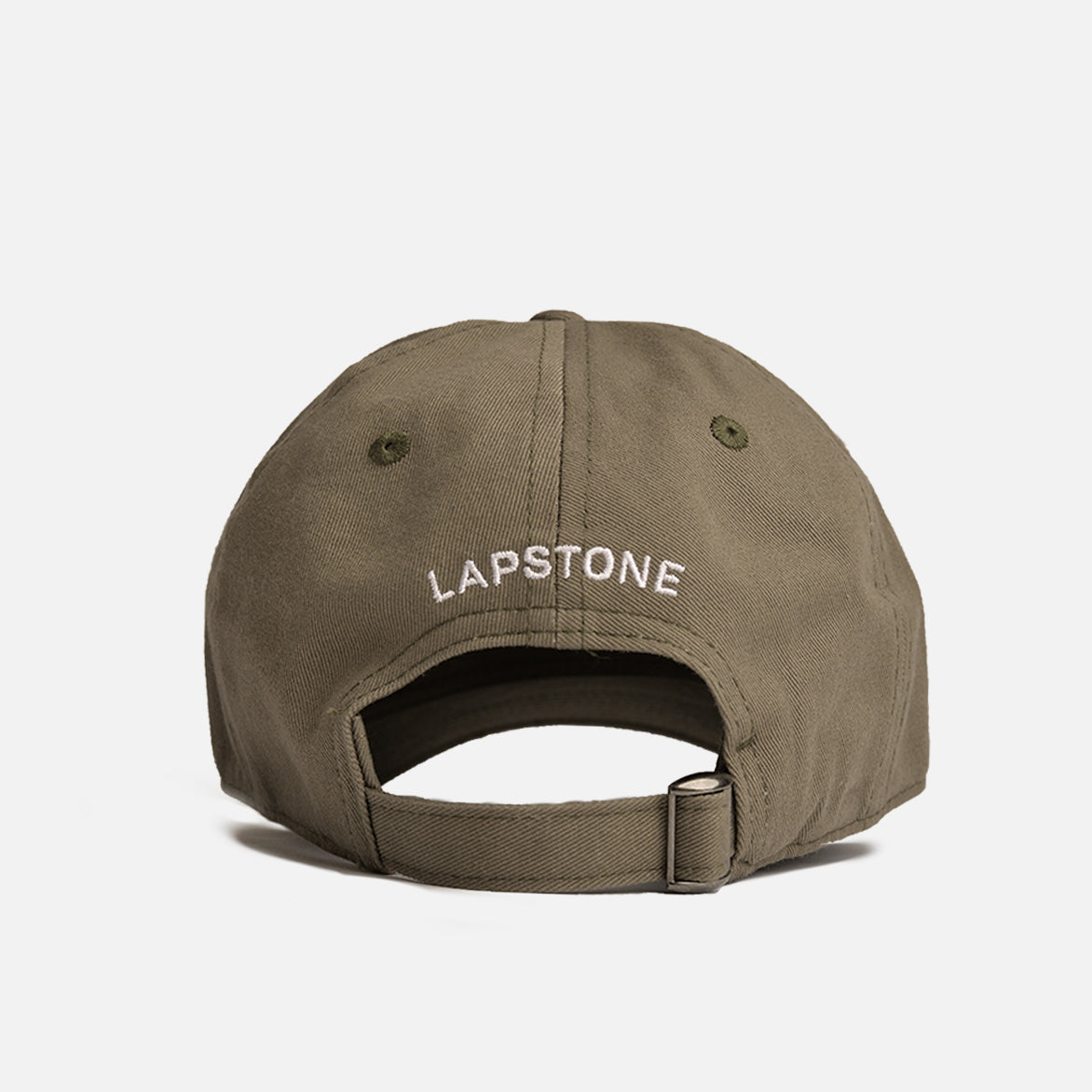 WASHED COTTON 6 PANEL CAP - SURPLUS