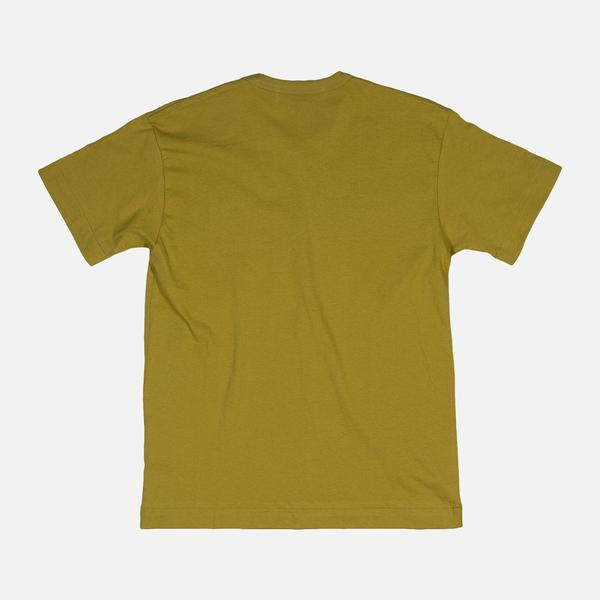 PLAY COLOUR SERIES LOGO TEE - OLIVE