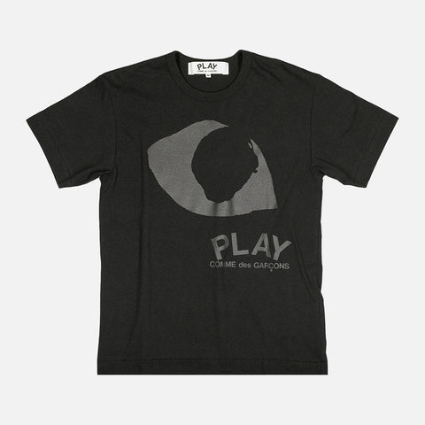 EYE LOGO TEE - BLACK