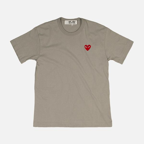 PLAY COLOUR SERIES LOGO TEE - GREY
