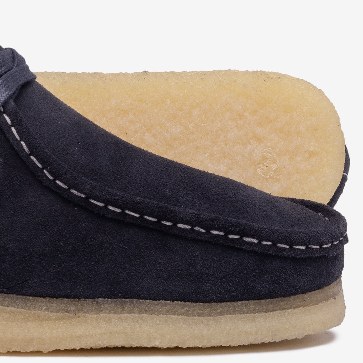 WALLABEE - INK SUEDE