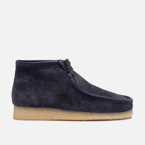 WALLABEE BOOT - NAVY SUEDE
