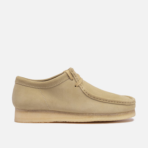 WALLABEE - MAPLE SUEDE