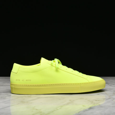 ORIGINAL ACHILLES LOW - FLUORESCENT YELLOW
