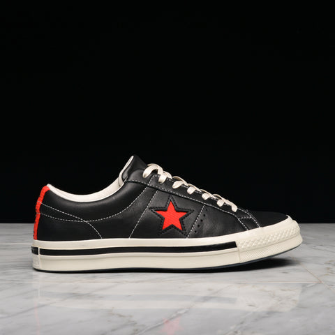 KASINA x CONVERSE ONE STAR OX - BLACK