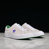 ONE STAR OX - WHITE / COURT PURPLE / GREEN