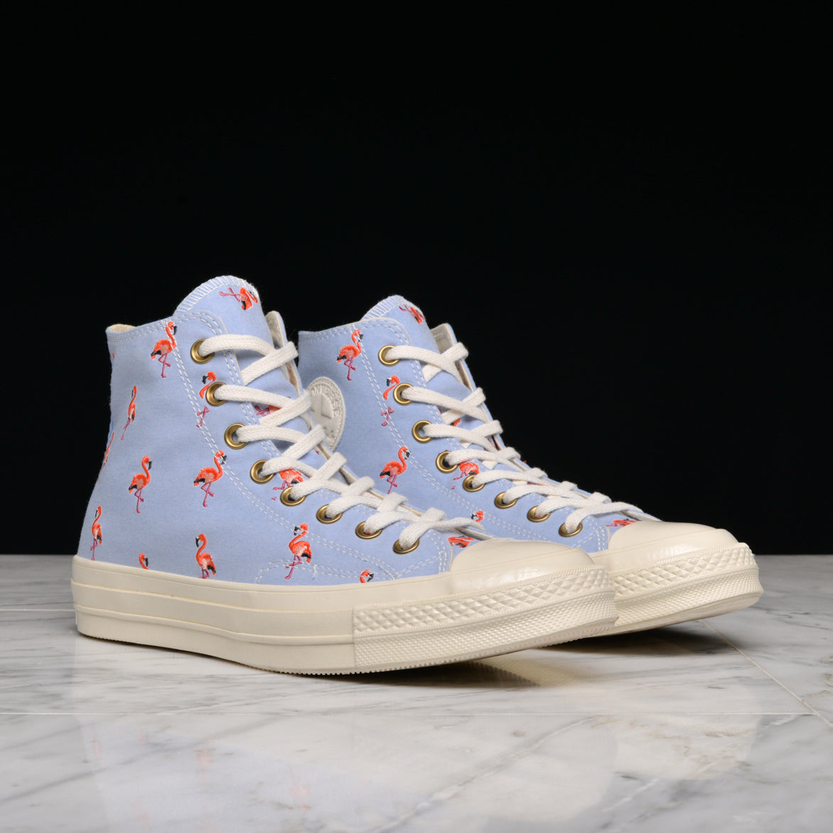 "CHUCK 70 HIGH ""PREP EMBROIDERY"""