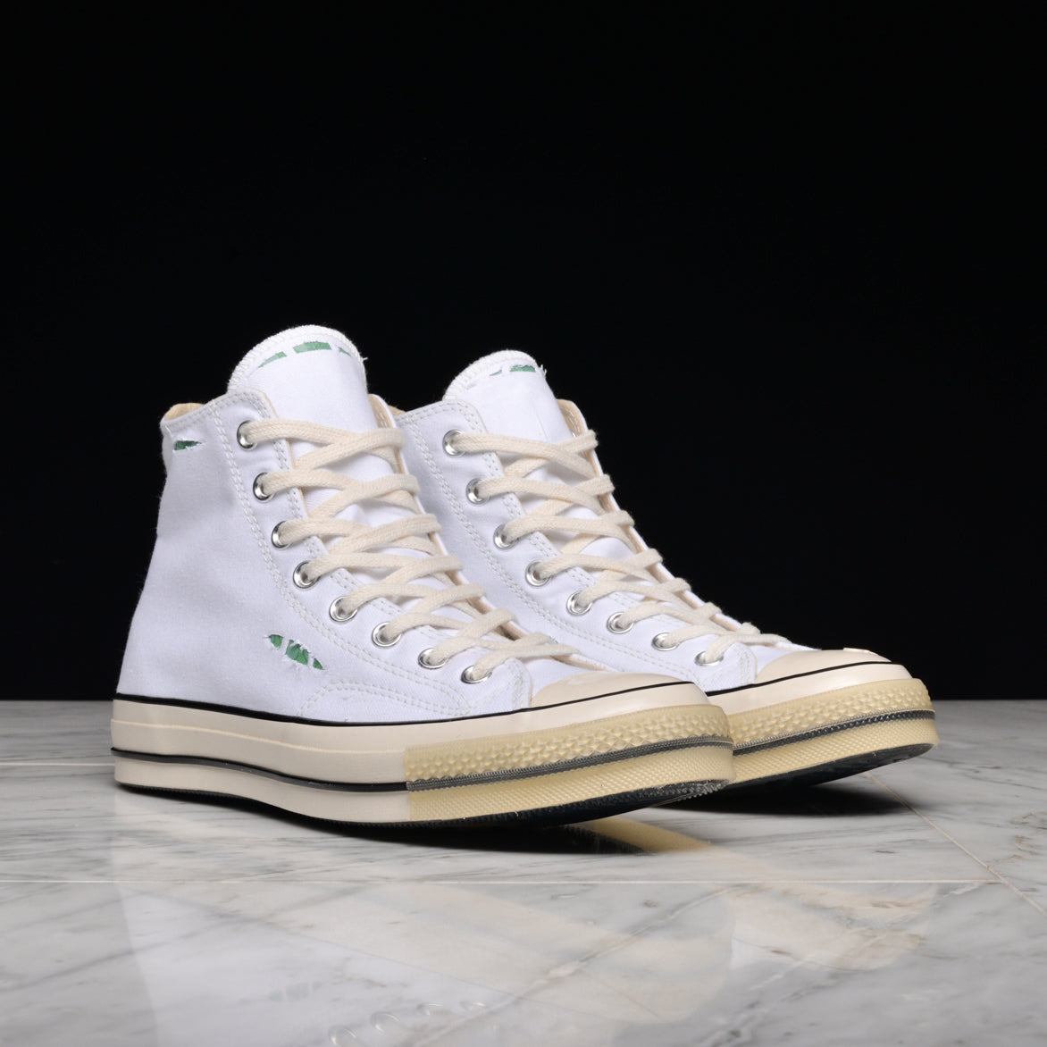 "DR. WOO X CONVERSE CHUCK 70 HI ""WEAR TO REVEAL"" - WHITE"