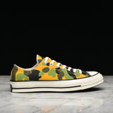 "CHUCK 70 OX ""CAMO"" - UNIVERSITY GOLD / BLACK"