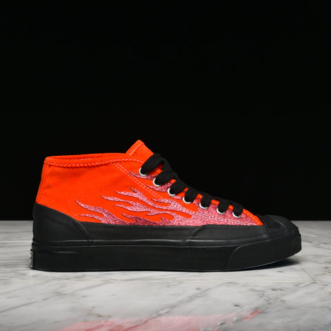 A$AP NAST X CONVERSE JACK PURCELL CHUKKA ARCHIVE FLAME - CHERRY TOMATO