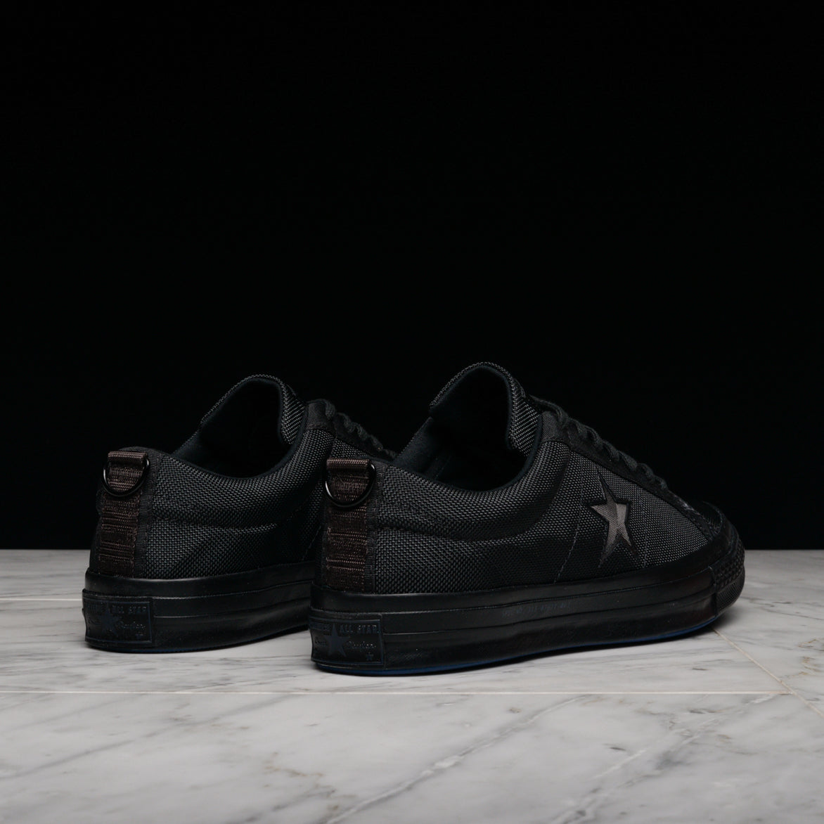 CARHARTT WIP X CONVERSE ONE STAR OX - BLACK