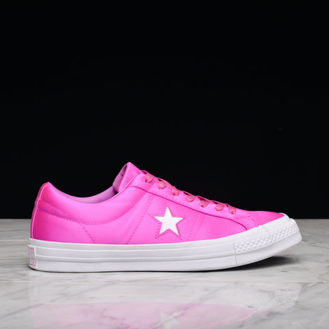 "ONE STAR OX ""SATIN"" - HYPER MAGENTA"