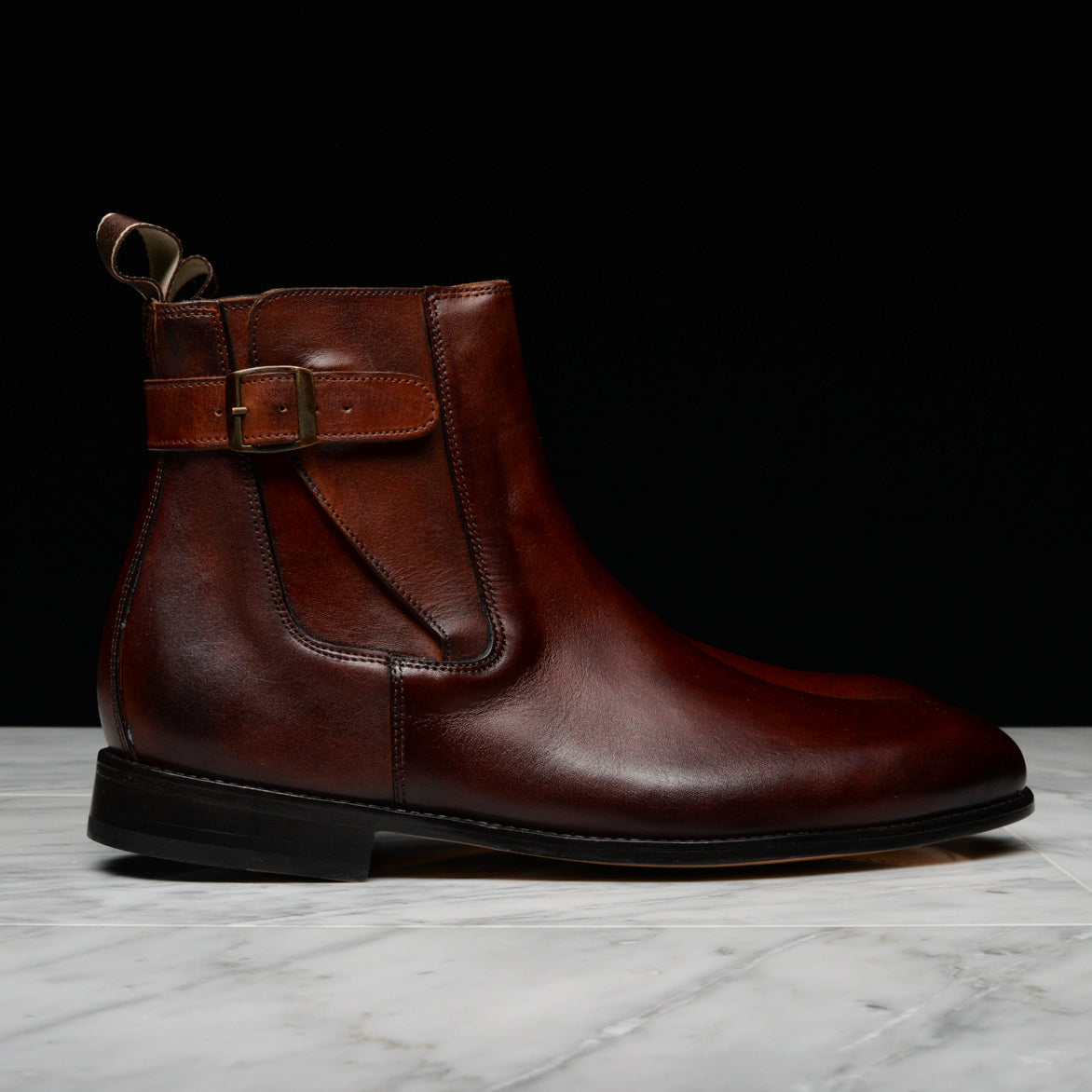 KENTON JODHPUR - DARK TAN