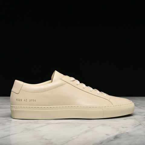 ORIGINAL ACHILLES LOW - CREAM