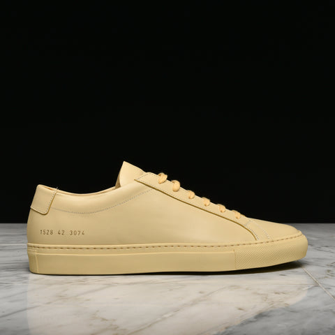 ORIGINAL ACHILLES LOW - YELLOW