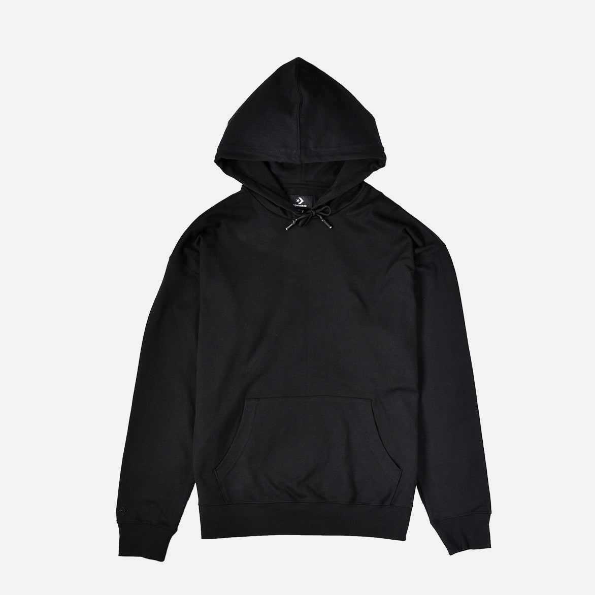 SHANIQWA JARVIS x CONVERSE HOODIE - TEABERRY / BLACK