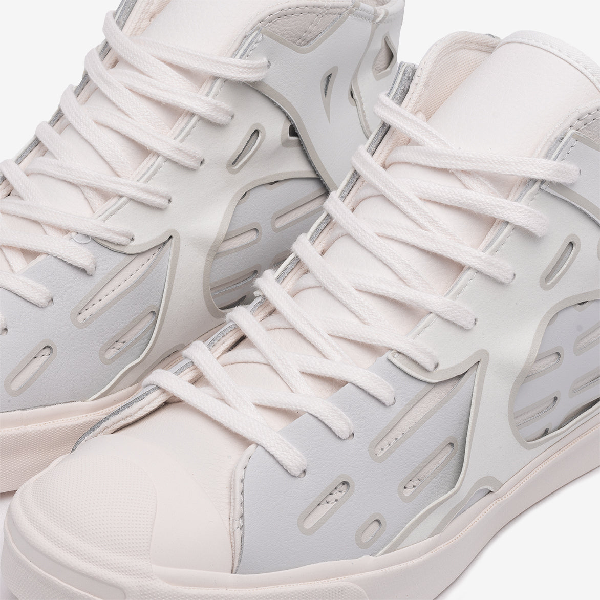 FENG CHEN WANG X CONVERSE JACK PURCELL MID - SEA SALT