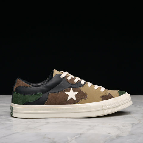 "SNEAKERSNSTUFF X CONVERSE ONE STAR OX ""CAMO"""