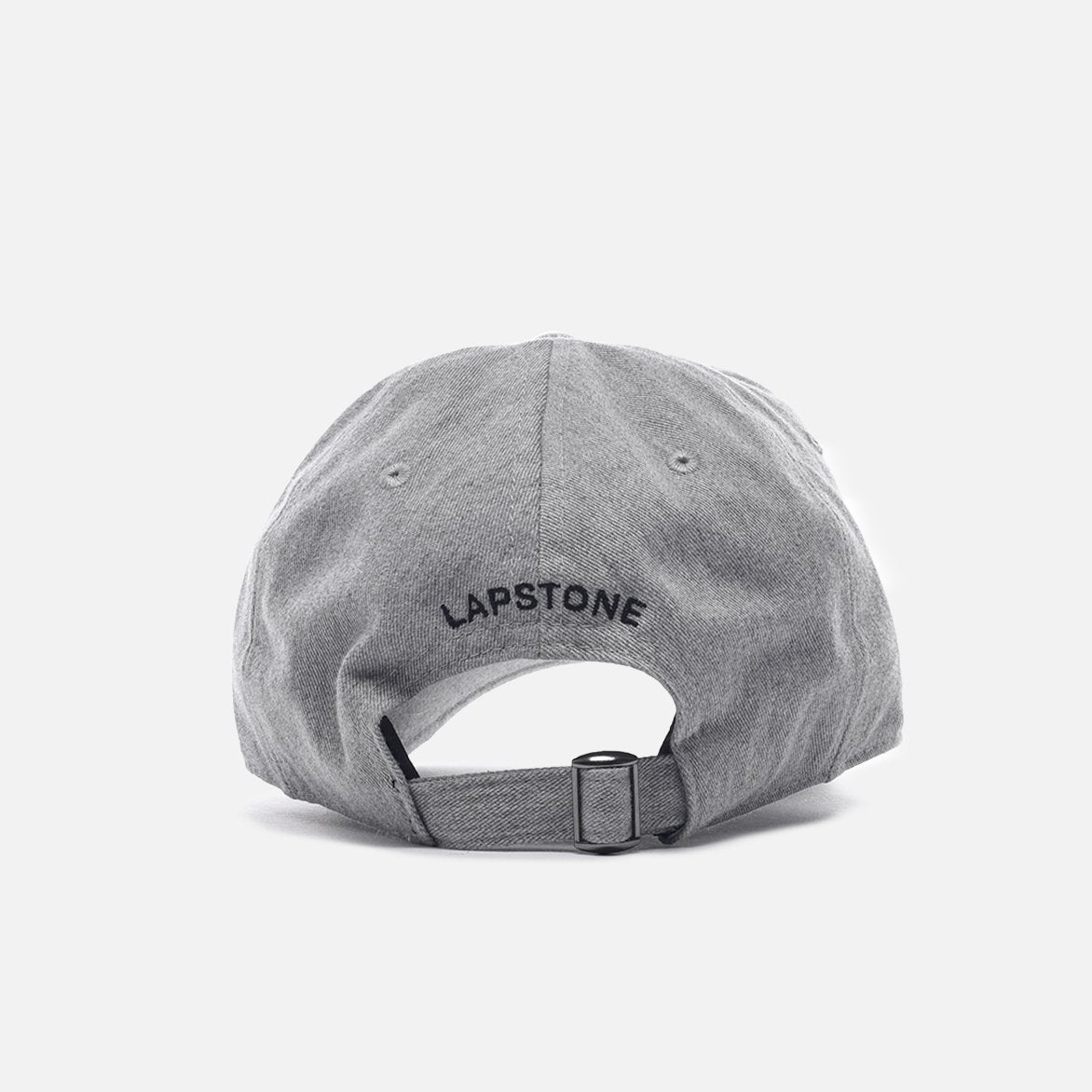 LAPSTONE SIGNATURE 6 PANEL CAP - GREY