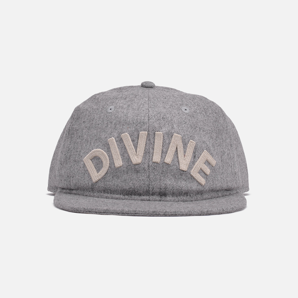 4026cbbb93e DIVINE WOOL HAT - GREY