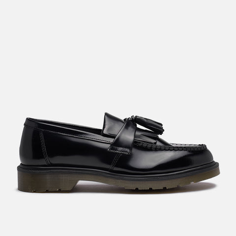 ADRIAN TASSEL LOAFER - BLACK