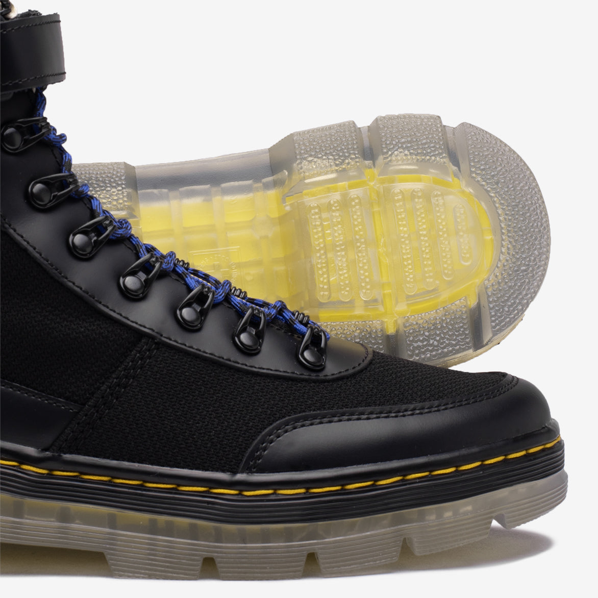 ATMOS X DR. MARTENS COMBS TECH - BLACK