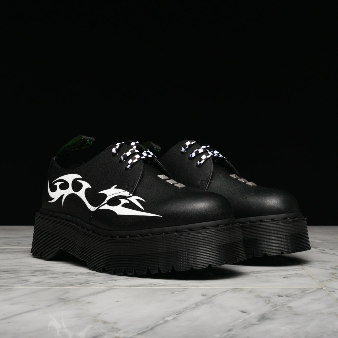 "PLEASURES X DR. MARTENS 1461 ""TRIBAL"""