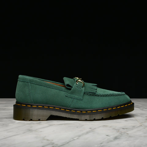 UNITED ARROWS & SONS X DR. MARTENS SNAFFLE LOAFER - BOTTLE GREEN