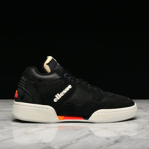 PIAZZA SUEDE AM - BLACK