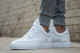 LOW TOP CANE - WHITE
