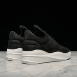 LOW TOP SKY EMGRAIN - BLACK