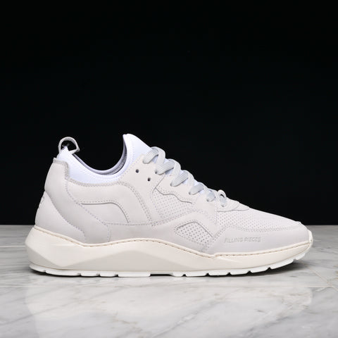 ORIGIN LOW ARCH RUNNER WOLF - WHITE
