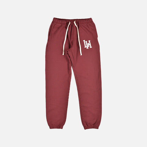 LH FUNDAMENTAL PANT - CARDINAL
