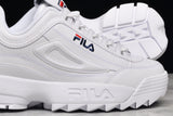 DISRUPTOR II PREMIUM - WHITE / NAVY / RED