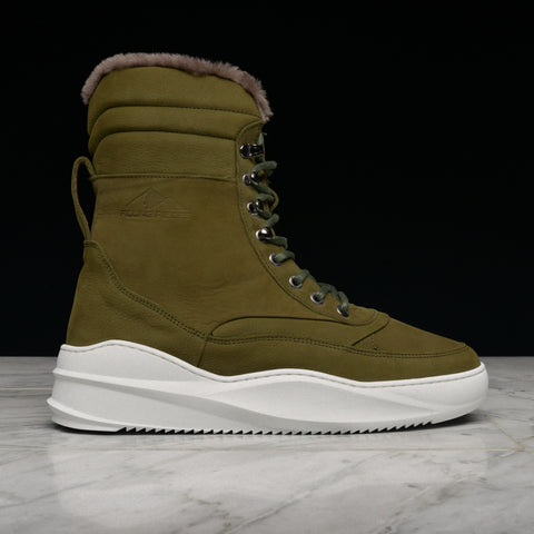HIGH FIELD BOOT SKY TSAATAN 2.0 - ARMY GREEN