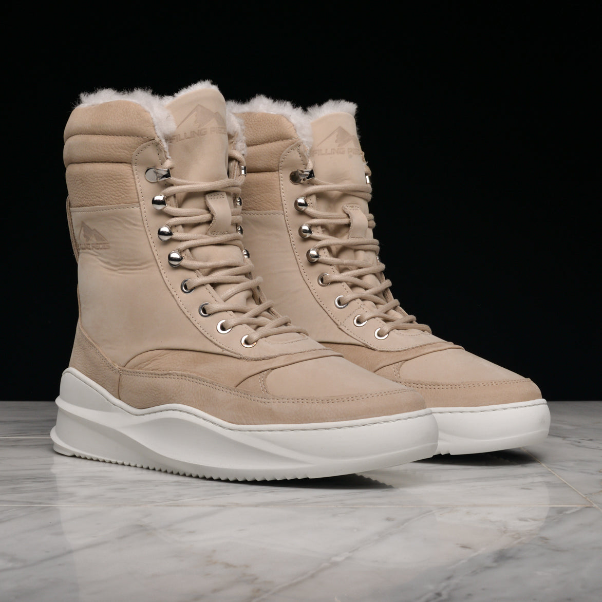 HIGH FIELD BOOT SKY TSAATAN 2.0 - BEIGE