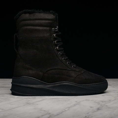 HIGH FIELD BOOT SKY TSAATAN 2.0 - BLACK