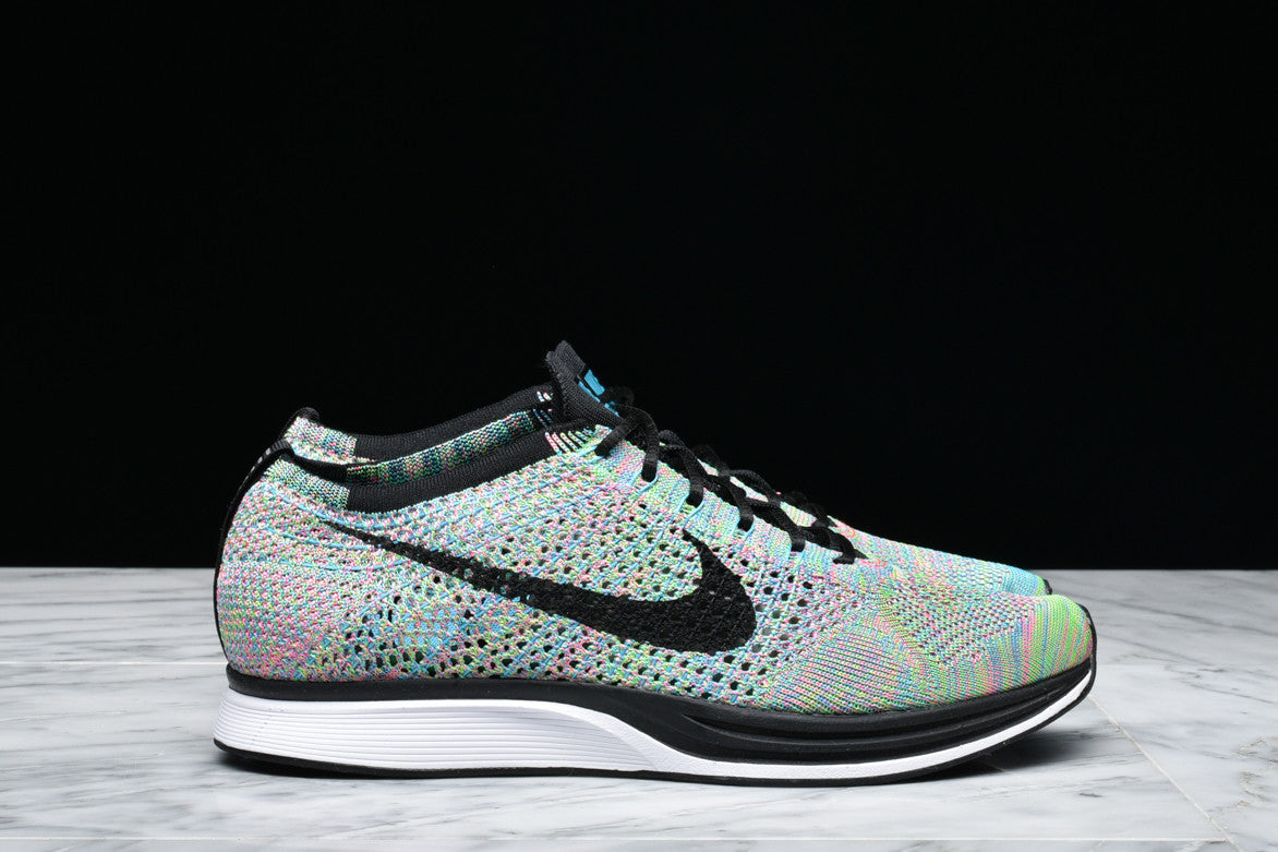 free shipping fe19a 6992e NIKE FLYKNIT RACER - MULTICOLOR   lapstoneandhammer.com