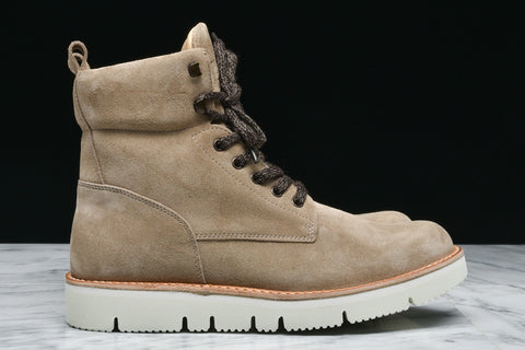 Z525 STIVALETTO ALTO CUT SOLE BOOT - SAND