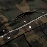 ISLE OF MAN PARKA - CAMO