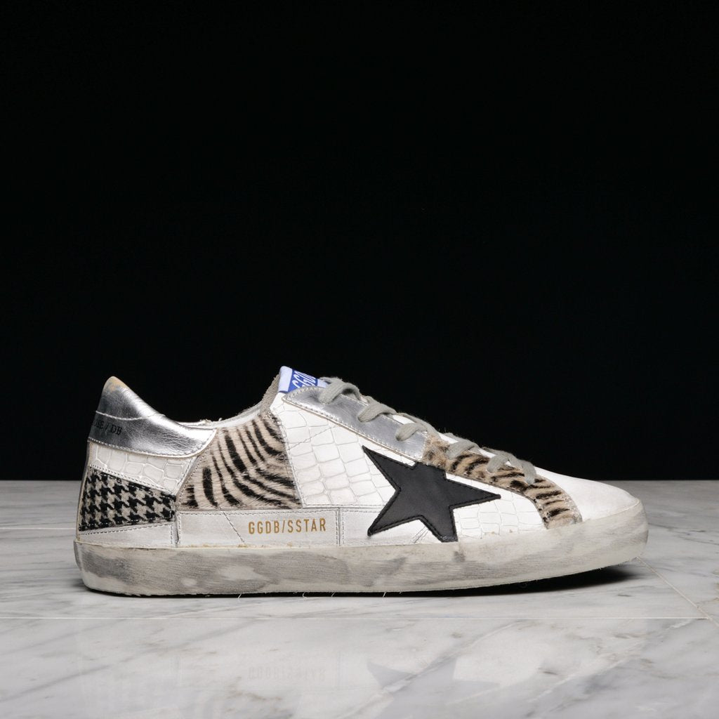 SUPERSTAR - PATCHWORK / BLACK STAR