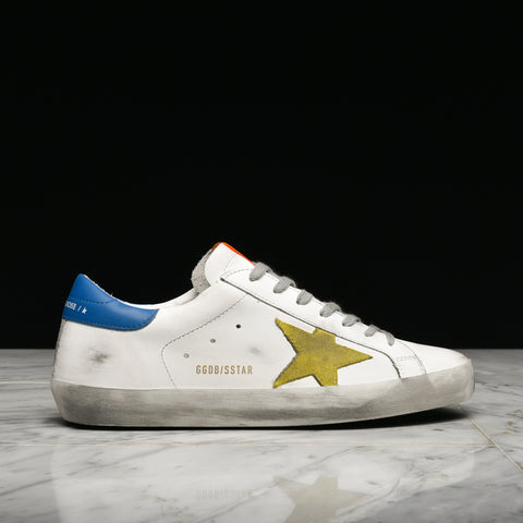 SUPERSTAR - WHITE / YELLOW