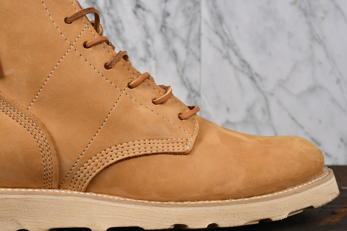 GORILLA CHUKKA BOOT - WHEAT NUBUCK