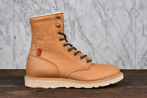 GORILLA HI BOOT - SADDLE TEMPEST