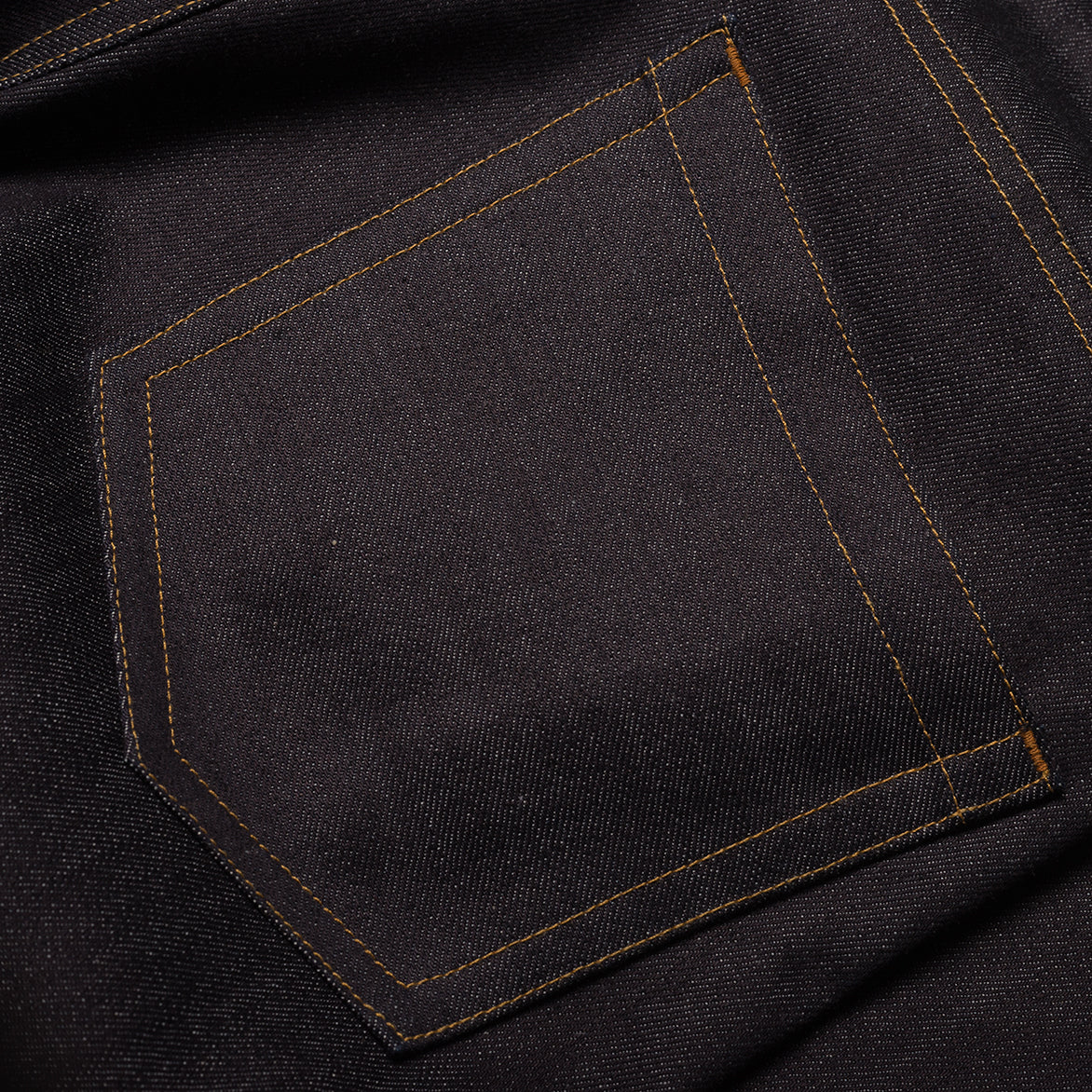 L&H x G+R CROPPED DENIM - INDIGO