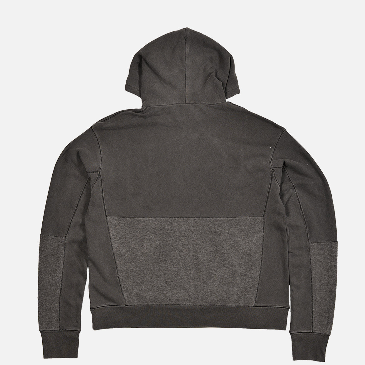 LOOSE STITCH BEACH HOODIE - WASHED BLACK