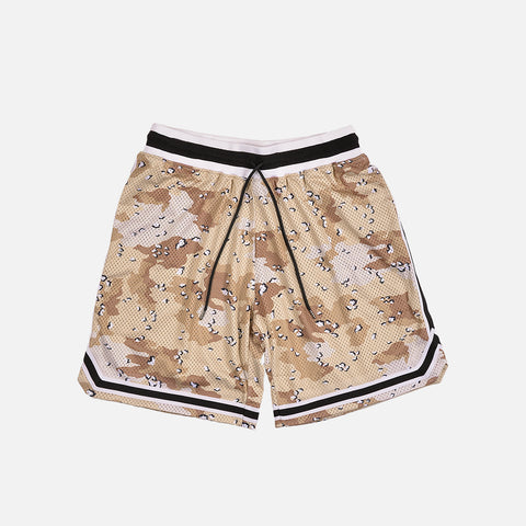 GAME SHORTS - DESERT CAMO