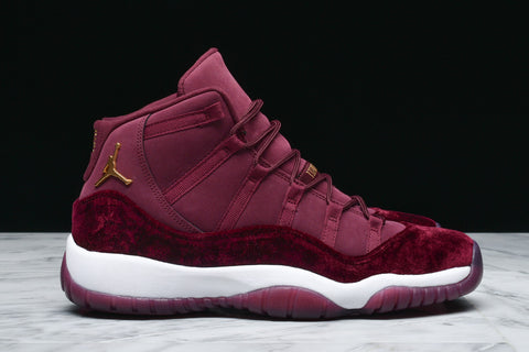 "AIR JORDAN 11 RETRO (GS) ""RED VELVET"""